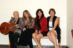 Sheila, Deb, Roze, Maureen